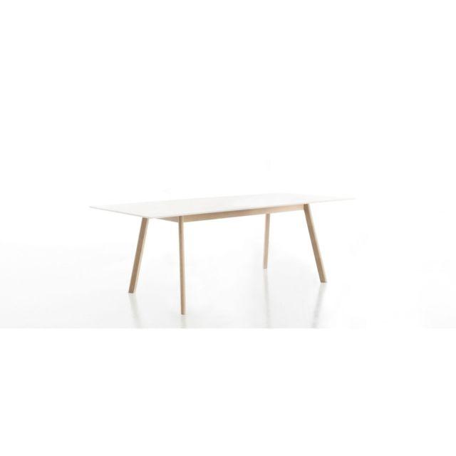 Conmoto Table Pad - blanc Hpl