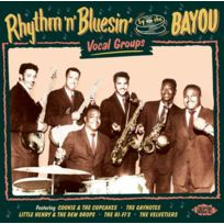 Ace Records - Musiques Du Monde - Rhythm 'n' bluesin' by the bayou Boitier cristal