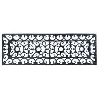 ESSCHERT DESIGN - Paillasson tapis caoutchouc escalier - 75 x 25 cm