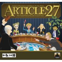 Stronghold Games - Article 27:UN Security Council