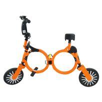 Vélo électrique Pliant Wind Black/White
