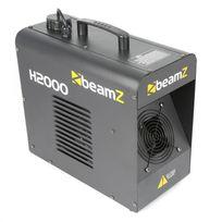 BEAMZ - H2000 Fazer Machine à brouillard 1700W DMX Stand-Alone - noir