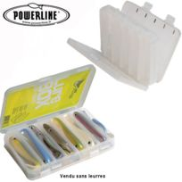 Powerline - Boite A Leurres De Peche Reversibles Jig Power