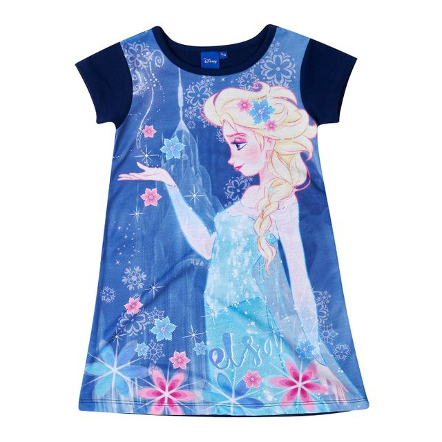 la reine des neiges disney fille robe pourpre pas cher achat vente robe enfant rueducommerce. Black Bedroom Furniture Sets. Home Design Ideas