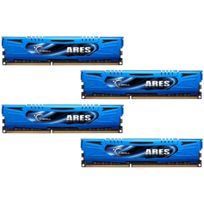 G.SKILL - Ares Low Profile, 16 Go 4 x 4 Go DDR3 1600 MHz