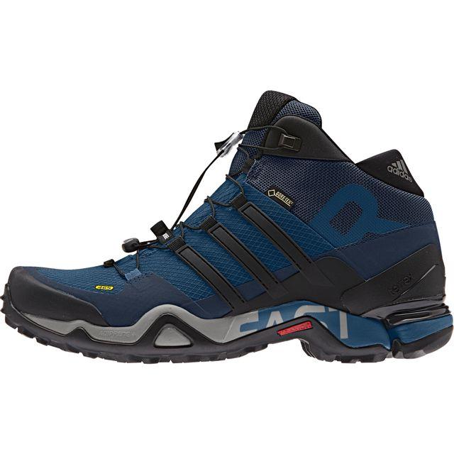 buy popular b4b35 89142 Adidas - Chaussures Terrex Fast R Mid Gtx - pas cher Achat   Vente  Chaussures grande rando - RueDuCommerce