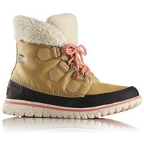 Sorel - Bottes Canadiennes Femme Cozy Carnival Curry Black