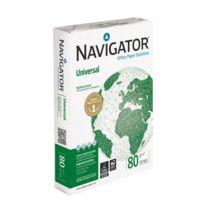 Navigator - Ramette papier satiné Universal A4 80 gr - 500 feuilles - blanc
