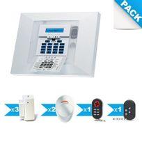 Visonic - PowerMax Pro - Alarme maison agrée assurances Nf&a2p Kit 4