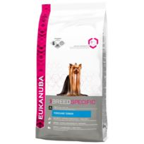 Eukanuba - Croquettes Adulte Yorkshire Sac 2 kg