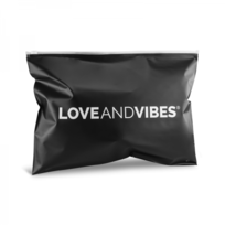 Love And Vibes - Gros Bijou Rosebud Bague & Strass-Or