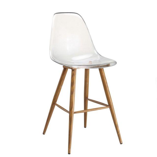 chaise design transparent. Black Bedroom Furniture Sets. Home Design Ideas