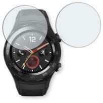 Golebo - Huawei Watch 2 protection d'écran - 2x Crystal pour Huawei Watch 2