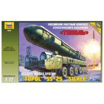 Zvezda - Maquette 1/72 : Lance missiles Topol Ss-25