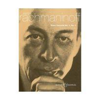 Hawke - Rachmaninoff - 2 Pianos - Concerto No1 Op.1 fa, min