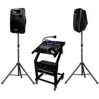 Ibiza Sound - Pack Sono Dj complet 1000 W Dj-leader-500