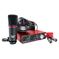 Focusrite - Scarlett2 Studio Pack 2nd Generation