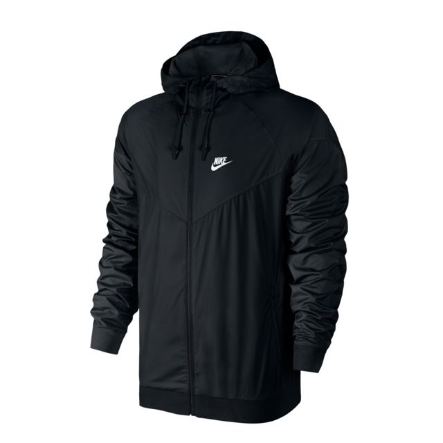 fashion styles website for discount famous brand Nike - Veste coupe-vent Windrunner - 727324-010 - pas cher ...