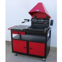 Imor - Barbecue charbon de bois El Asador