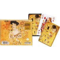 Cadeau Maestro - Jeux De Cartes Klimt X2