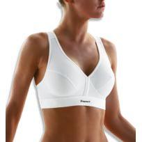 Zsport - Brassiere B07 Blanc Sous-Vêtement Technique Femme