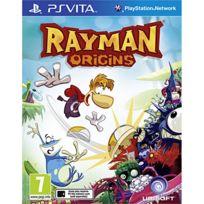 Vita - Rayman Origins Ps