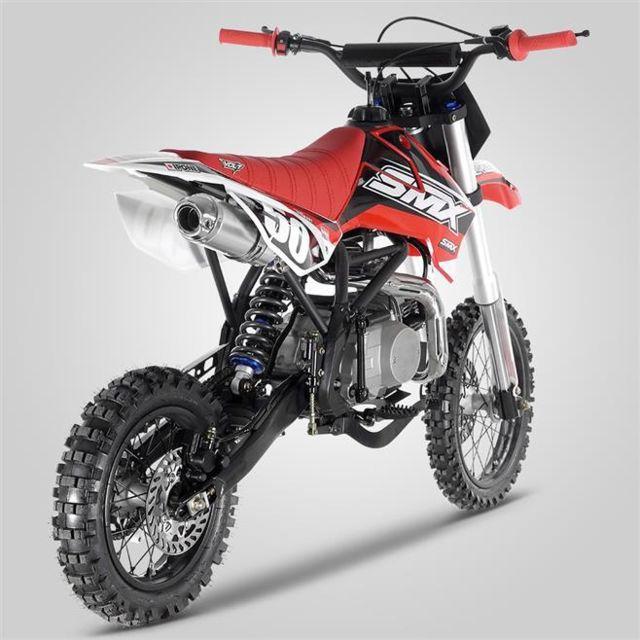 apollo dirt bike sx factory 140cc 12 14 ipone rouge 2019 achat vente moto cross 140 pas. Black Bedroom Furniture Sets. Home Design Ideas