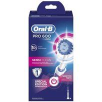 ORAL-B - Sensitive 600 Brosse à dents électrique rechargeable