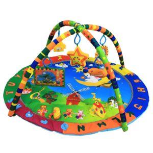 Monsieur bebe tapis d 39 veil ducatif et musical jouets - Leapfrog table d eveil musical des animaux ...