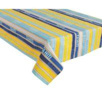Home Stories - Nappe en coton Bali 150x250 cm jaune