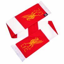 cd4e70c7eba89 Liverpool Fc - Écharpe rayée officielle Taille unique, Rouge/Blanc Utsg10402