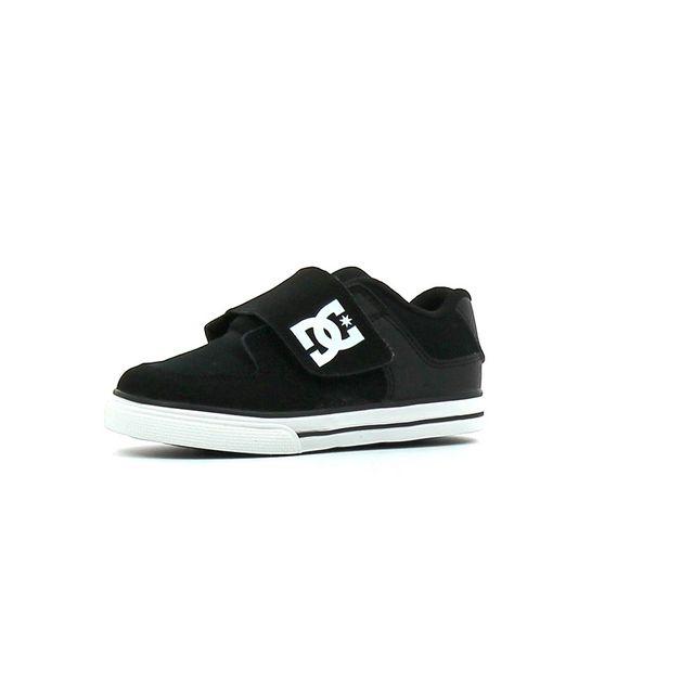 Dc - Baskets basses pour bébés shoes Pure V Ii T Noir - 20 1 2 - pas cher  Achat   Vente Chaussures, chaussons - RueDuCommerce 17b4bb8d9324