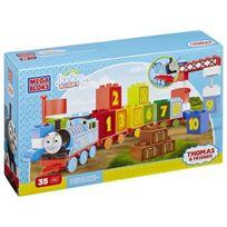 Thomas & Friends - Mega Bloks - 10658 123 Comptons Avec Thomas