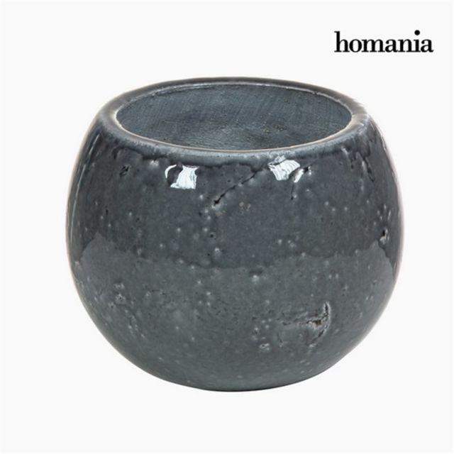 Homania Centre en céramique gris by