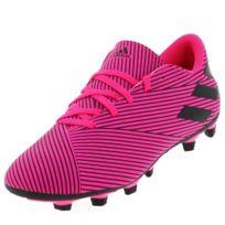 baskets pour pas cher ordre code de promo Chaussures football lamelles Nemeziz 19.4 fxg Rose 48290