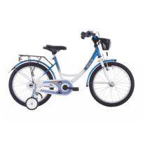 Vermont - Vélo Enfant - Kapitän - Vélo enfant 18 pouces - bleu/blanc