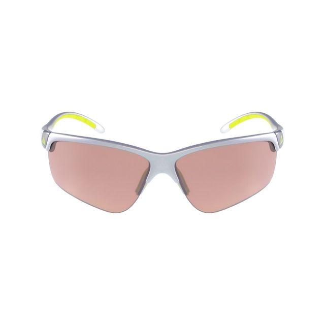 58f44512bf6601 Adidas - Adidas - Adivista L A164 6089 Argent - Vert - Lunettes de soleil