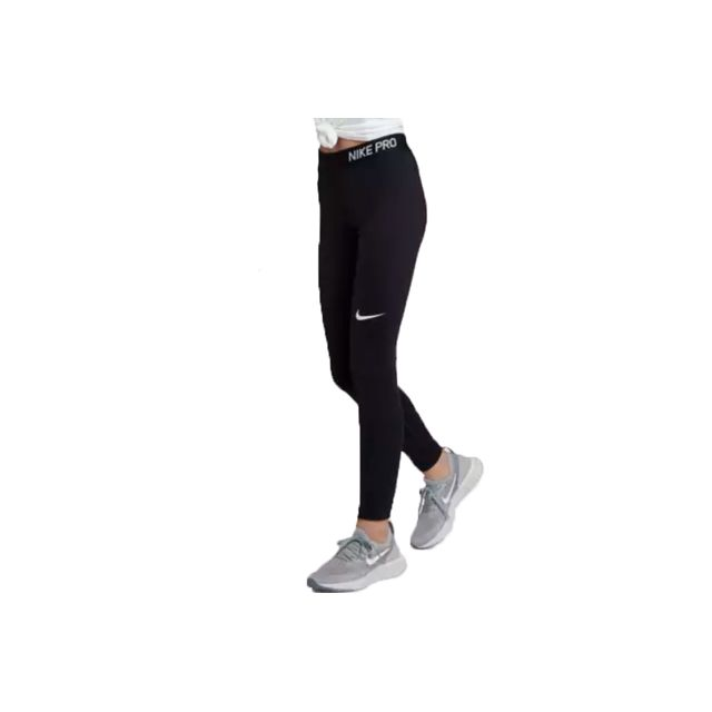 newest b837f 8d5cf Nike - Girls Pro Tights 890228-010 Noir - pas cher Achat  Vente Leggings,  treggings - RueDuCommerce
