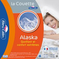Bleu Calin - Couette Alaska - 140x200cm