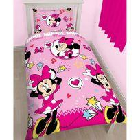 Minnie - Parure de lit Mouse Style Disney