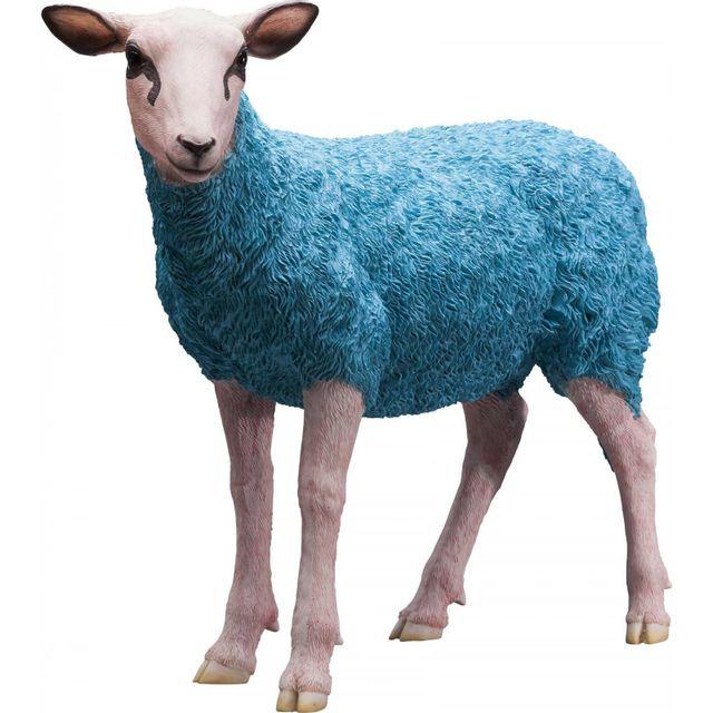 Karedesign Déco Sheep bleue Kare Design