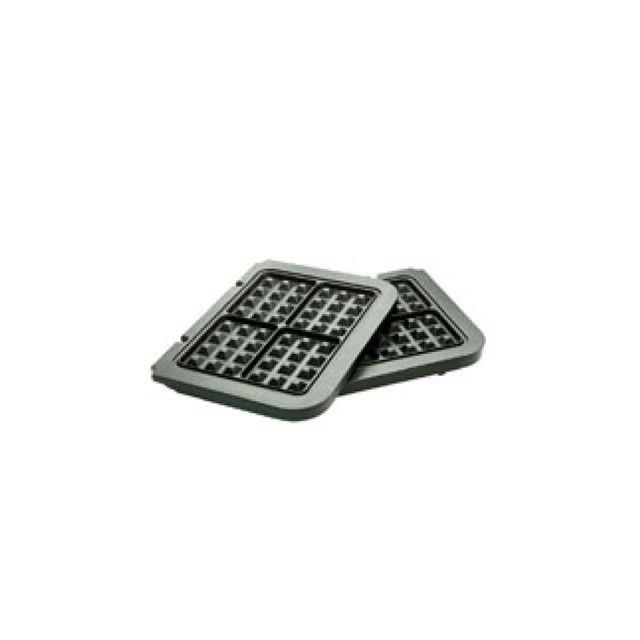 CUISINART jeu de plaques gaufres pour gr4e - gr020e