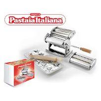 Imperia - machine à pâtes manuelle + 4 accessoires - 508