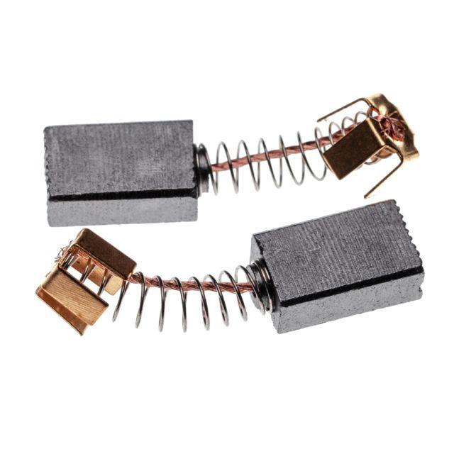 vhbw 2x balai de charbon pour moteur /électrique 5 x 8 x 11mm remplace Makita 191627-8 CB-56 pour outil /électrique