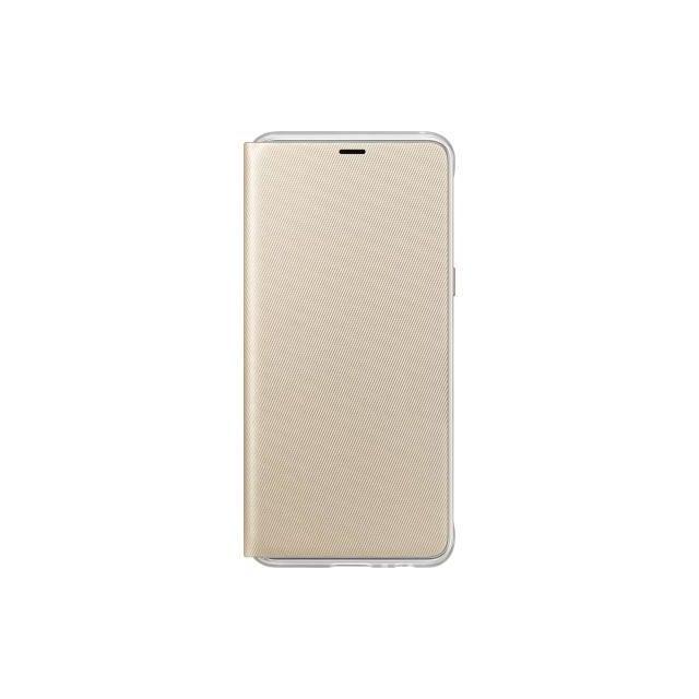 Samsung Neon Flip Cover Galaxy A8 - Or