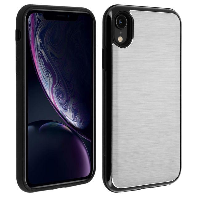 coque aluminium iphone xr