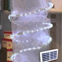 Eco-xmas - Tube Lumineux Lumières de Noël extérieur