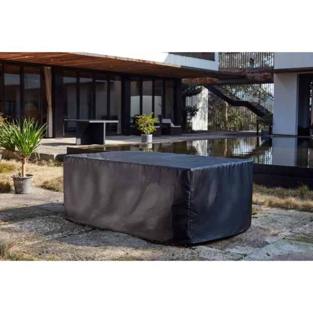 CONCEPT USINE - Housse de protection salon de jardin ...