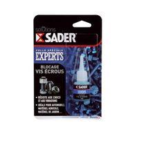 Sader - Colle blocage Vis et Ecrou 5 ml - 171821