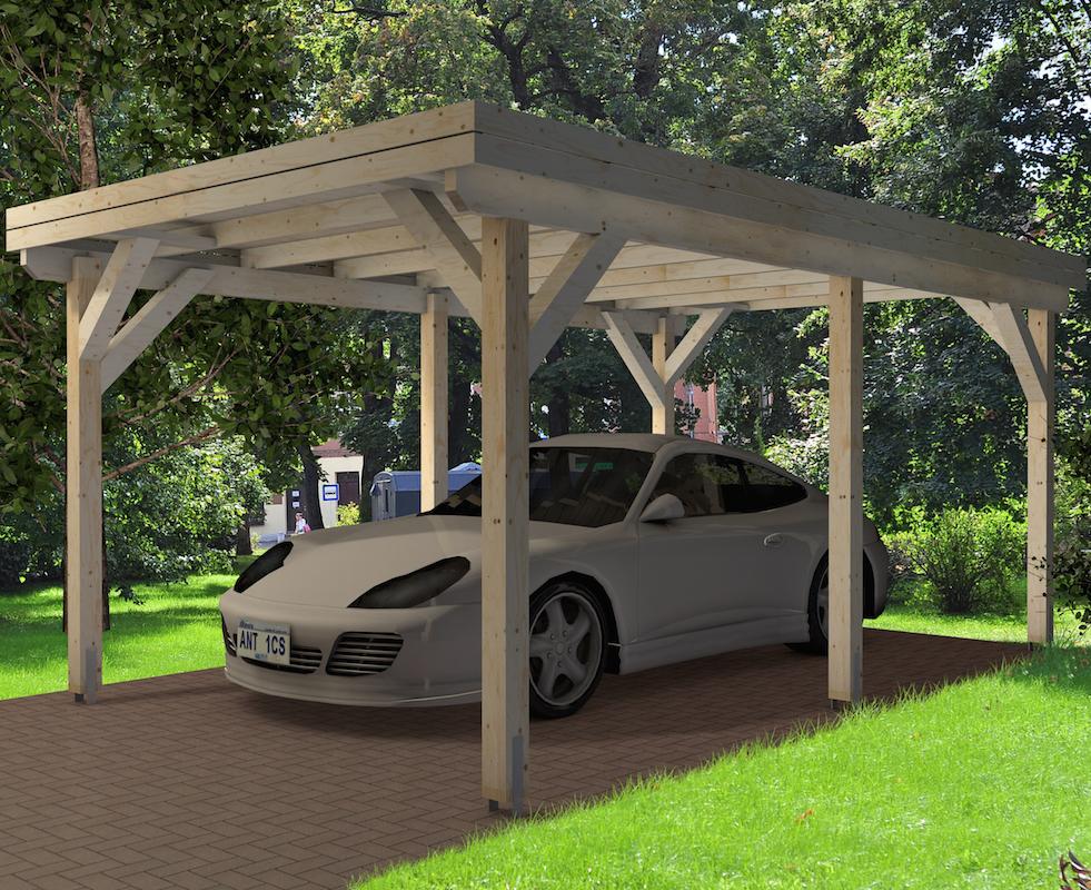 Norrwood - Carport Emboite Nw12001